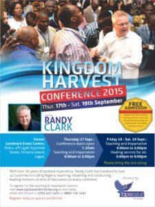 Kingdom Revelation Conference 2021