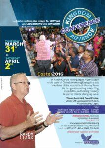 Kingdom Advance Conference 2016