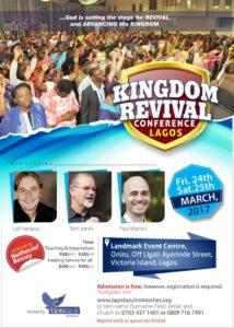Kingdom Revival Conference 2017, Lagos