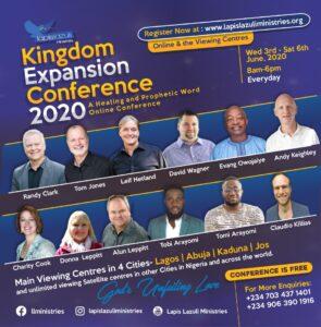 Kingdom Expansion Conference 2020